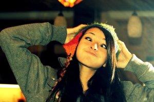 crazy_girl_by_natalevi-d4zx6oc