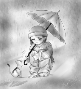 Alone_under_the_rain_by_Hope50