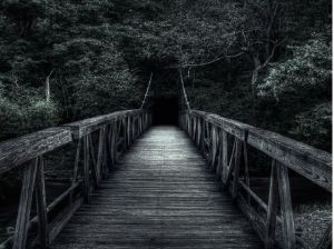 bridge_dark_wallpapers