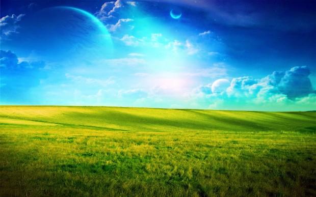 6998738-fantasy-grass-field